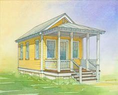 Backyard cottage floor plan joy studio design gallery for Mother in law cottage log cabin