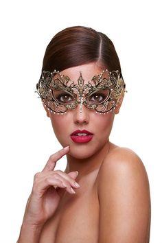 Venetiaans masker - HARLOT