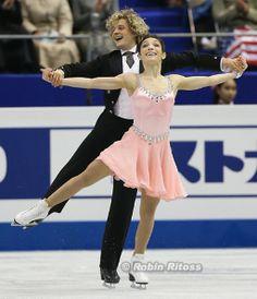 Meryl Davis & Charlie White (USA)