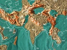 Forbes: The Shocking Doomsday Maps Of The World And The Billionaire Escape Plans Flood Map, Edgar Cayce, Beneath The Sea, Environmental Change, India Map, Wind Of Change, Escape Plan, Cartography, Thailand