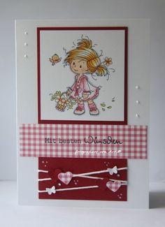 blog.karten-kunst.de - Karten-Kunst Kombi-Set Wünsche, Wee Stamps Peggy