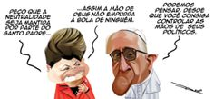 Argentina ou Brasil? Dilma discute sobre a Copa com o Papa Francisco