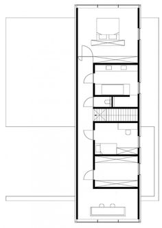 House VRT by DE JAEGHERE Architectuuratelier (17)