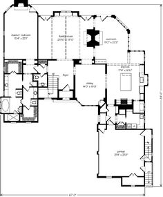 Crabapple cottage 1st floor southern living house plans for Southernlivinghouseplans com