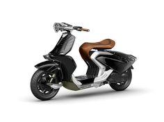 Yamaha Presentó El Increíble Scooter 04GEN Concepto Con Alas