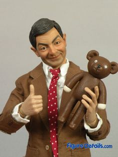 Mr Bean Action Figure