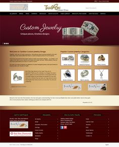 Website for a local
