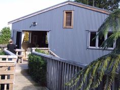 Woolshed Exterior