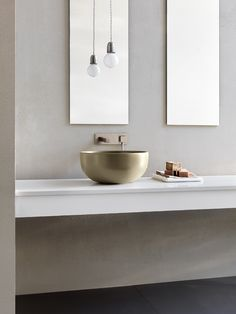 CIELO's washbasin in