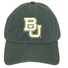 NCAA Licensed Baylor Bears Hat
