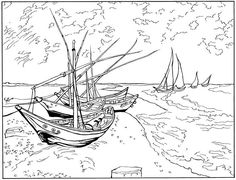 Vissersboten 1888