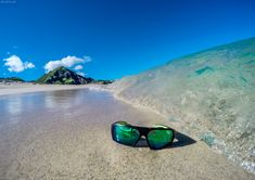Bomber Eyewear sells Polarized Floating Sunglasses, Safety Sunglasses, and much more. See why everyone is buying Sunglasses from Bomber Eyewear. Buy Sunglasses, Fishing Life, Never Stop Exploring, Eyewear, Paradise, Essentials, Waves, Ocean, Boat