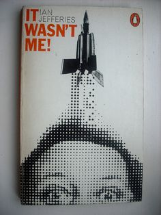 It Wasn't Me!    1969. designer unknown