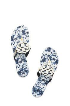 219807590e91c6 Visit Tory Burch to shop for Miller Sandal . Find designer shoes
