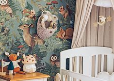 Nursery inspo with our little belle fairy toadstool nightlight #littlebelle #nightlight #nightlights #nursery #nurserydecor #babylove #babyshower #babyshop #girlsroom #interiordesign #interior