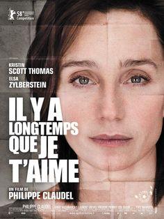 Il y a longtemps que je t'aime, Philippe Claudel, 2008