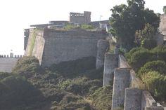 Baluarte de Málaga en la fortaleza del Hacho, Ceuta