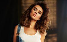 Download wallpapers 4k, Natalia Siwiec, beauty, 2017, fashion models, brunette