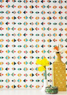 Triangle Wallpaper by Kate Zaremba Company 2015.jpg