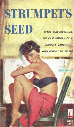 Strumpet's Seed, 1959 Beacon Paperback B218