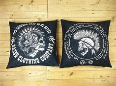 Barato Crânio travesseiro, Criativo inusitado do Punk Rock gótico do crânio amantes jogar travesseiro fronha, Compro Qualidade Capas para travesseiro diretamente de fornecedores da China:  Lençóis de algodão travesseiro capas de almofada, travesseiro inserções não estão incluídos. Descrição do produto: fron