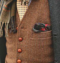 Farb-und Stilberatung mit www.farben-reich.com - Fall #waistcoat #vest #menstyle