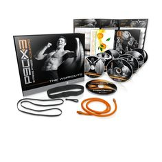 Get ripped in 30 minutes a day, using Tony Horton's breakthrough Muscle Acceleration system. P90X3 combines a highly structured, plateau-...