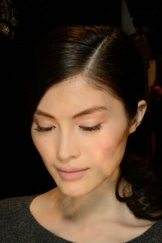 just perfect sui he #beauty #fashion