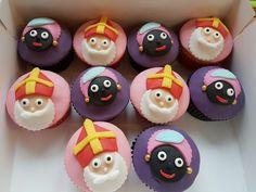 Cupcake st Nicolas girls