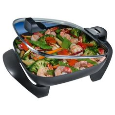 Oster SH12 12-Inch Skillet with Hinged Lid, Black Oster,http://www.amazon.com/dp/B001EUF0SW/ref=cm_sw_r_pi_dp_K2oOsb0EDSJ0ZXTF