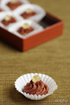 Ganache montée au chocolat noir (recette et astuces)