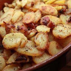 German-Style Fried Potatoes