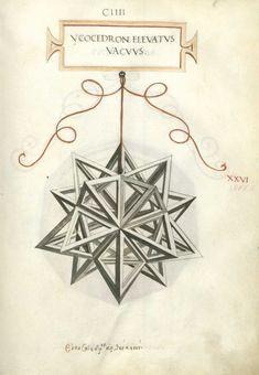 La divina proporzione (De divina proportione) di Luca Pacioli