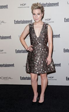 Tina Majorino from 2015 Emmys: Party Pics  TheVeronica Mars star attendsthe 2015 Entertainment Weekly pre-Emmys party.