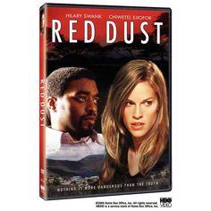 Red Dust (2004) DVD Movie Jamie Bartlett, Hilary Swank, Ian Roberts