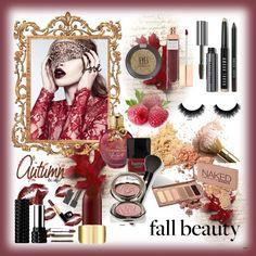 Fall beauty make up
