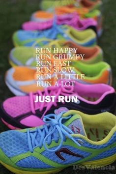 RUN - pumping myself up for the 13.1 coming this weekend