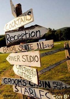 señales para tu boda