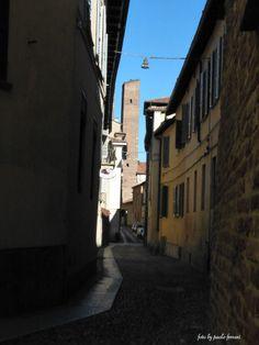Pavia e i suoi vicoli