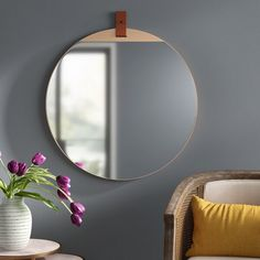 Pattonsburg Accent Mirror