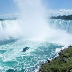 From our trip to Mehr Rivers, Niagara Falls, Nature, Instagram Posts, Travel, Paisajes, Voyage, River, Viajes