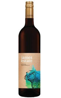 James Estate Shiraz 2017 Hunter Valley - 12 Bottles Australian Shiraz, Cheap Red Wine, Red Grapes, Wine Online, Bottles, Red Wines, Red Wine