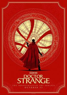 DOCTOR STRANGE is a 2016 American superhero film featuring the Marvel Comics character of the same name, Marvel Doctor Strange, Doctor Strange Poster, Doc Strange, Strange Art, Marvel 616, Marvel Dc Comics, Marvel Heroes, Marvel Movie Posters, Movie Poster Art