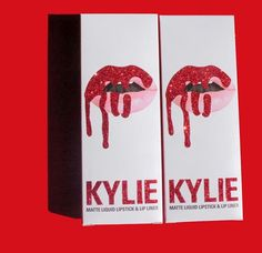 3 days to go until the drops! Kyle Lip Kit, Kyle Cosmetics, Red Images, Ipad, High End Makeup, Cosmetic Packaging, Matte Lips, Lip Liner, Liquid Lipstick