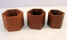Dollhouse Planter Flower Pot Set Miniature Craft