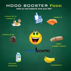 Mood Booster Foods