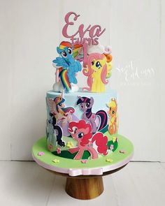 My Little Pony, super love this one.