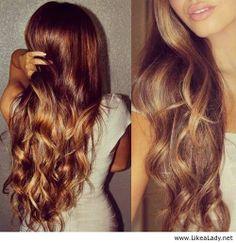 Brown hair - Amazing - LikeaLady.net