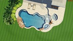 Pool Studio - 3D Swimming Pool Design Software. Designed and created by American Beauty Pools
