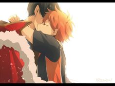I'll just have to cute myself with KAGEHINA